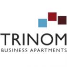 TRINOM Business Apartments Apartmenthotel Quartier M Hotel Logohotel logo
