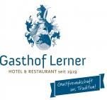 Gasthof Lerner hotel logohotel logo