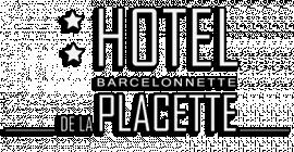 Logo de l'établissement Hotel de la Placettehotel logo