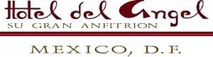 Hotel del Angel hotel logohotel logo