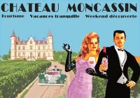 Logo de l'établissement Chateau Moncassinhotel logo