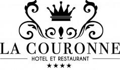 Logo de l'établissement La Couronnehotel logo