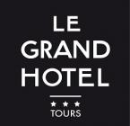 Logo de l'établissement Grand Hôtel De Tourshotel logo