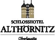 Logo hotelu Schlosshotel Althörnitzhotel logo