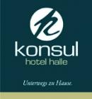 KONSUL Hotel Halle Hotel Logohotel logo