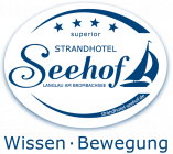 Strandhotel Seehof Hotel Logohotel logo