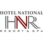 Logo de l'établissement Hôtel National Resort & Spahotel logo