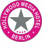 Hollywood Media Hotel Hotel Logohotel logo
