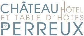 Logo de l'établissement Château De Perreuxhotel logo