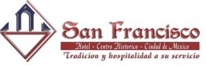 Hotel San Francisco Centro Histórico logotipo del hotelhotel logo