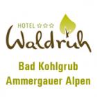 Hotel Waldruh hotel logohotel logo