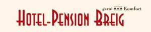 Hotel-Pension Breig Hotel Logohotel logo