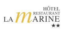Logo de l'établissement Hotel de La Marinehotel logo
