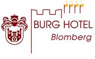Burghotel Blomberg Hotel Logohotel logo