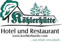 Hotel und Restaurant Köhlerhütte-Fürstenbrunn Hotel Logohotel logo