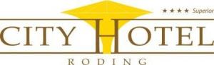 City Hotel Roding hotel logohotel logo