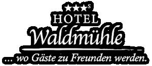 Logo hotelu Hotel Waldmühlehotel logo
