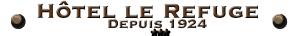 Logo de l'établissement Le Refugehotel logo