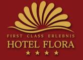Hotel und Restaurant Flora hotel logohotel logo