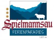 Ferienparadies Spielmannsau Hotel Logohotel logo
