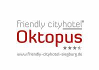 hotellogo Friendly Cityhotel Oktopushotel logo