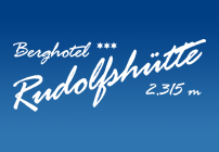 Berghotel Rudolfshütte Hotel Logohotel logo