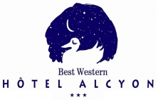 Best Western Hôtel Alcyon hotel logohotel logo