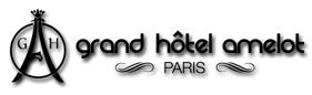 Logo de l'établissement Grand Hôtel Amelothotel logo