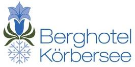 Berghotel Körbersee Hotel Logohotel logo
