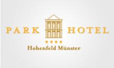 Parkhotel Schloss Hohenfeld hotel logohotel logo