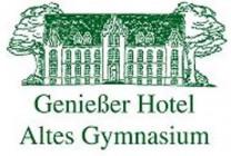 Genießer Hotel Altes Gymnasium Hotel Logohotel logo