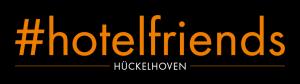 hotel friends Hückelhoven Hotel Logohotel logo