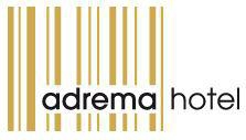 Hotel Adrema Berlin logotipo del hotelhotel logo