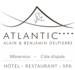 Hotel L'Atlantic hotel logohotel logo