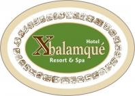 Hotel Xbalamqué Resort & Spa hotel logohotel logo