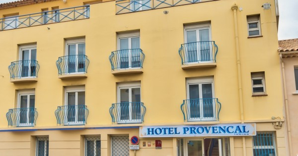 Hotel Le Provencal St Raphael