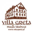VILLA GRETA hotel logohotel logo