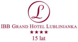logo hotelu IBB Grand Hotel Lublinianka ****hotel logo