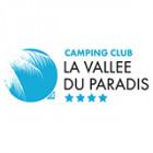 hotellogo Camping La Vallée du Paradishotel logo