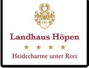 Landhaus Höpen Hotel Logohotel logo