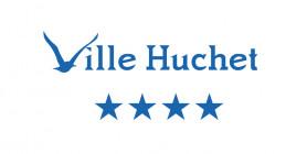 Camping Domaine de la Ville Huchet **** hotel logohotel logo