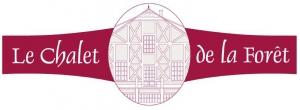 Logo de l'établissement Le Chalet de la Forêthotel logo
