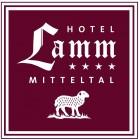 Hotel Lamm Mitteltal Hotel Logohotel logo