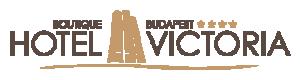 Boutique Hotel Victoria Budapest**** hotel logohotel logo