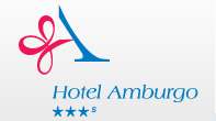 Hotel Amburgo Bibione Hotel Logohotel logo