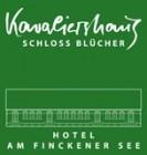 Kavaliershaus Schloss Blücher - Hotel am Finckener See Hotel Logohotel logo