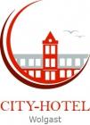 City-Hotel Wolgast Hotel Logohotel logo