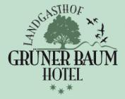 Hotel Landgasthof Grüner Baum Hotel Logohotel logo
