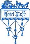 Hotel Post Murnau Hotel Logohotel logo