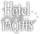 Logo de l'établissement Le Paquishotel logo